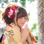 三峯神社の白いお守りは元旦販売!初詣の混雑がすごいことに