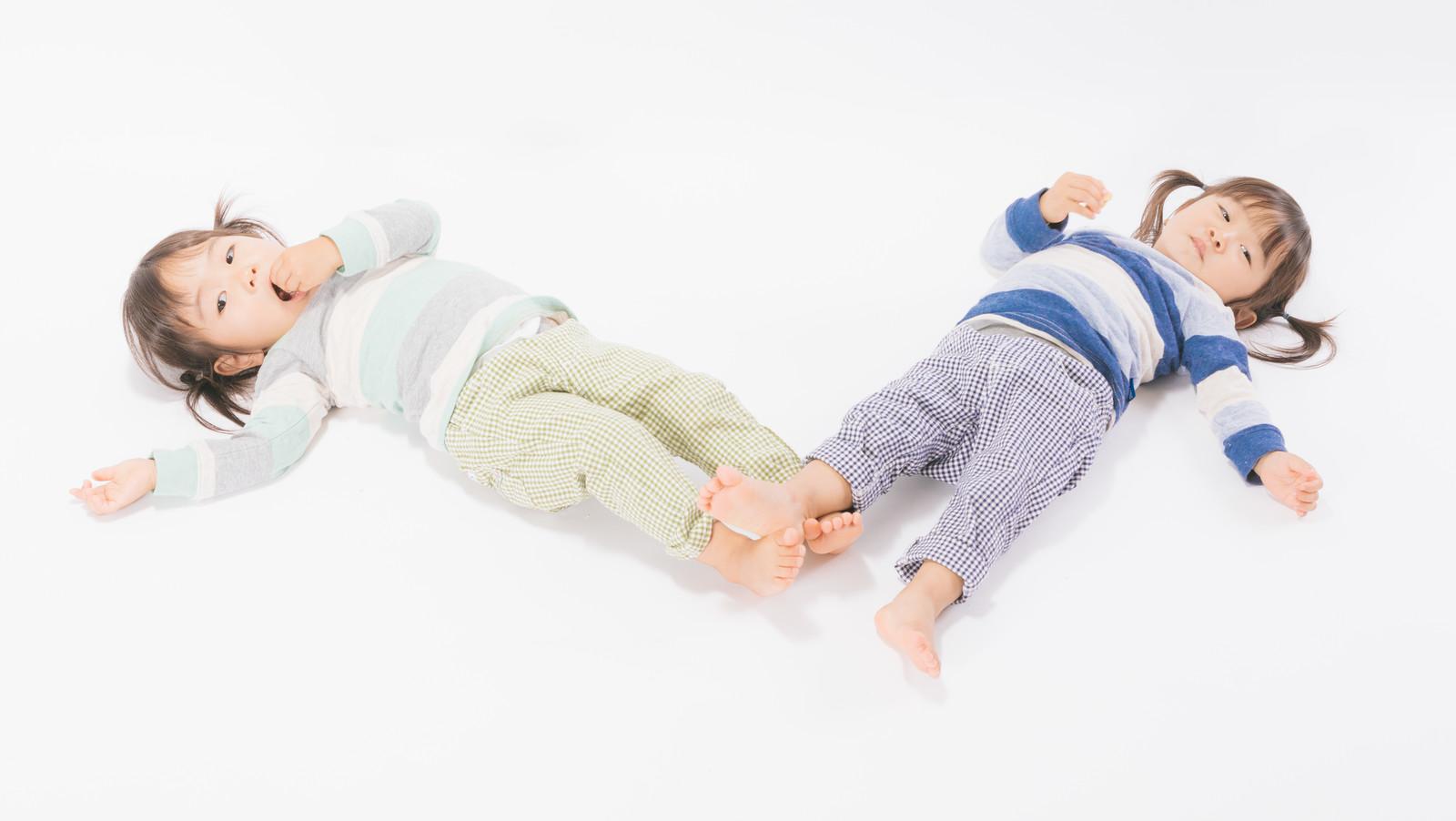 子供の寝相が悪いので眠れない時どうする?対策は何?